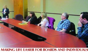 GDP Consulting Inc. Making Life Easier for Boards and Individuals