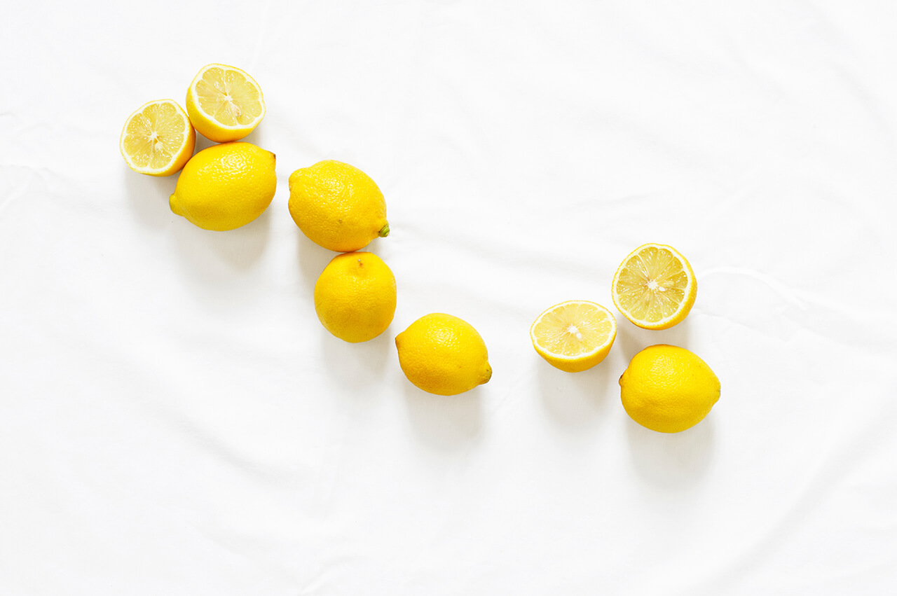 Healing at all levels - lemons