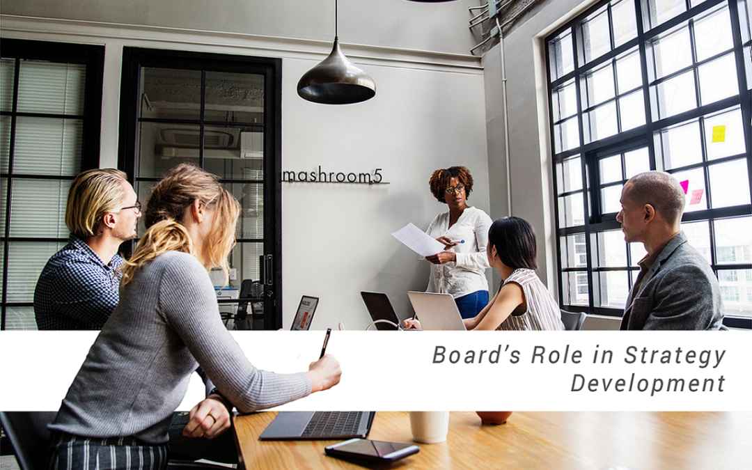 The Board's Role in Strategy Development