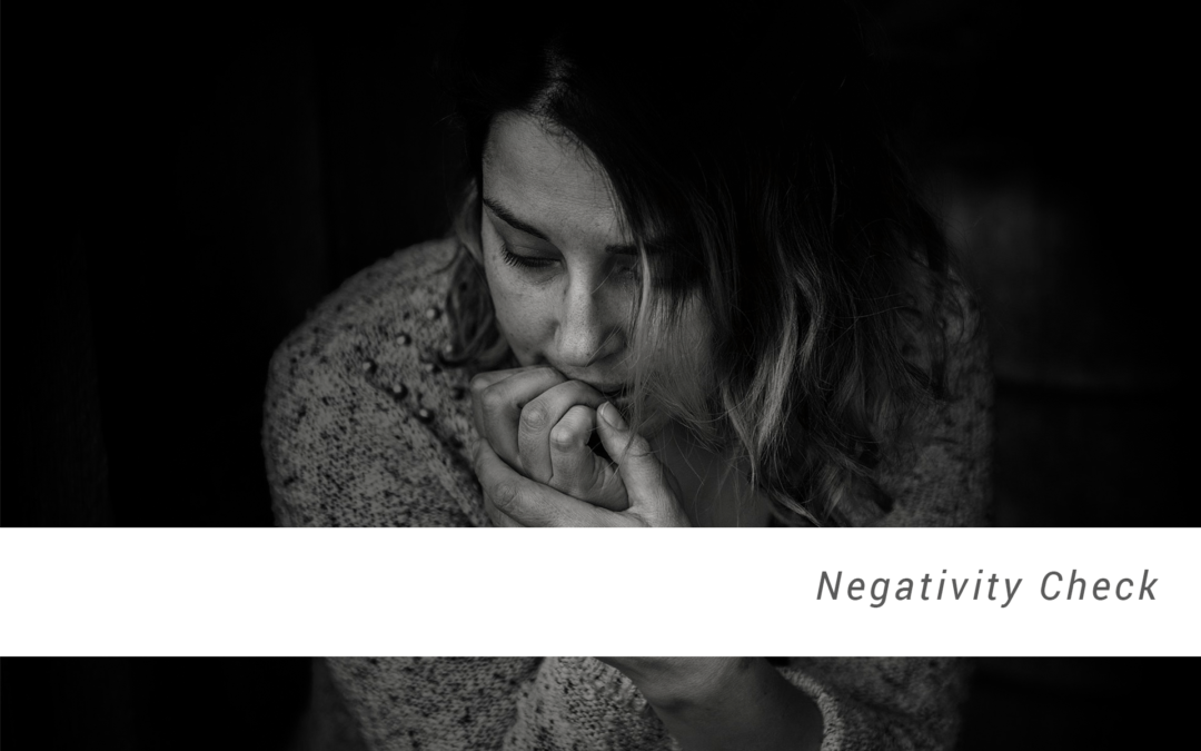 Your Negativity Might Not Be Yours