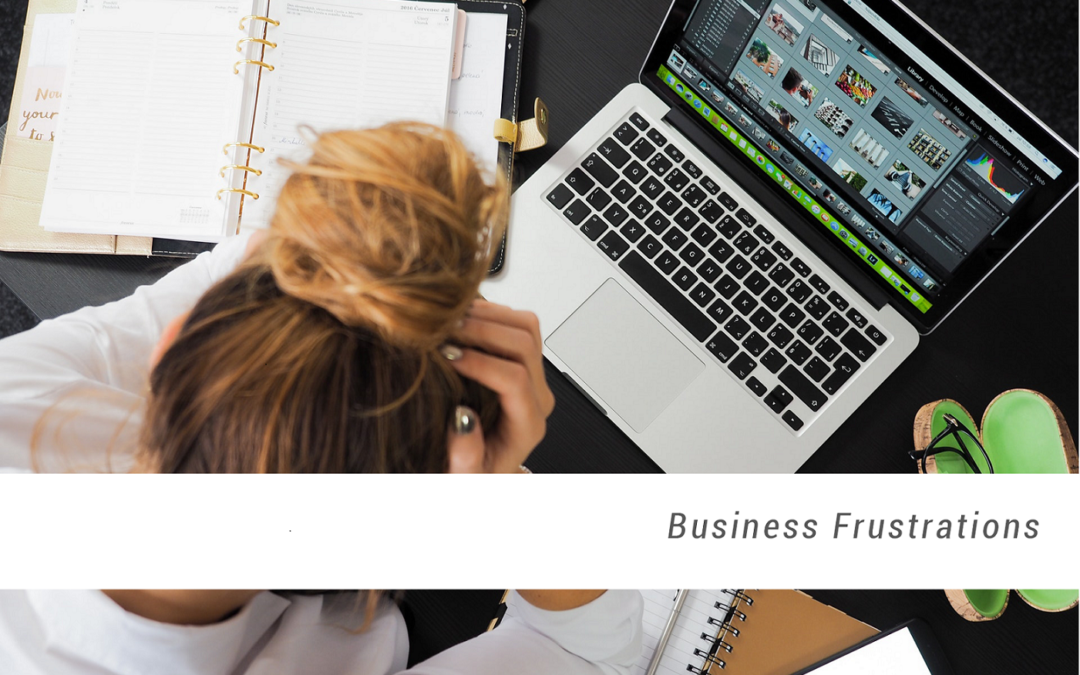 Are you a Frustrated Business Owner?